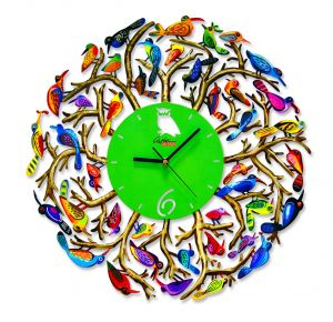 Nature Time Clock