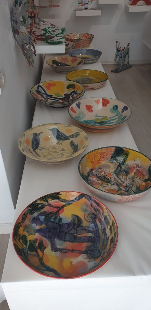 Original Bowls by David Gerstein and Ido Mazursky
